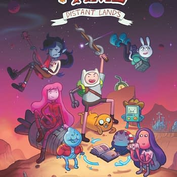 Adventure Time: Distant Lands: Finn Jake Marceline &#038 More Venturing to HBO Max