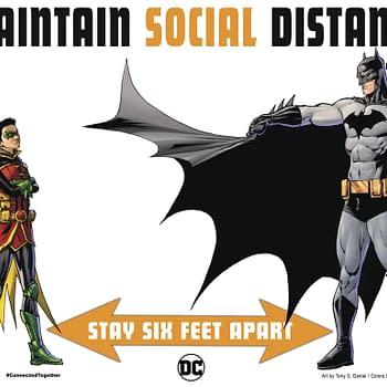 Has DC Comics Forgotten Bruce Wayne and Damian Wayne Live Together?