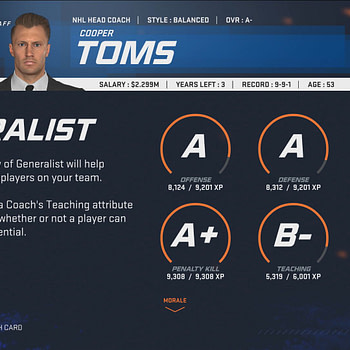 """""""NHL 20"""" Introduces New Features To Their Franchise Mode"""