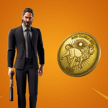 It Appears John Wick Will Be Coming To Fortnite Shortly