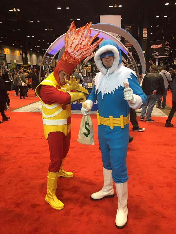 When You Cosplay as the Infinity Gauntlet at C2E2…
