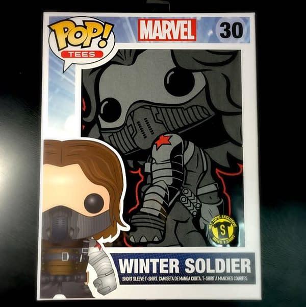 Funko Winter Soldier Pop Tee