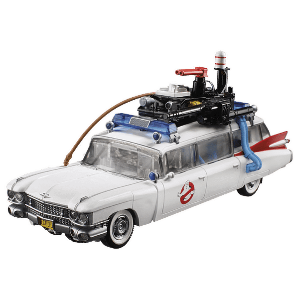 Transformers Ghostbusters ECTO-1 Ectotron 2