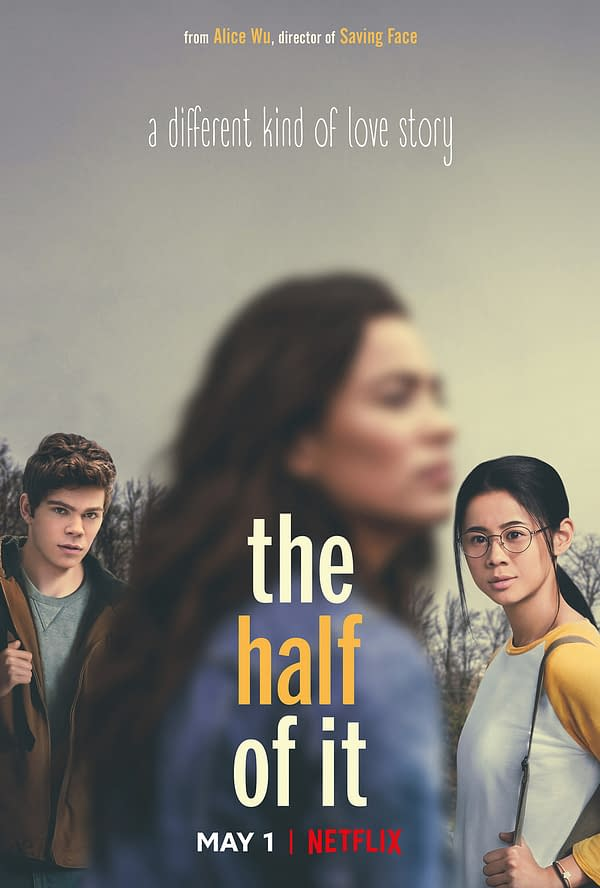 The Half Of It hits Netflix on May 1st.