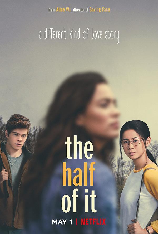 The Half Of It arrive sur Netflix le 1er mai.