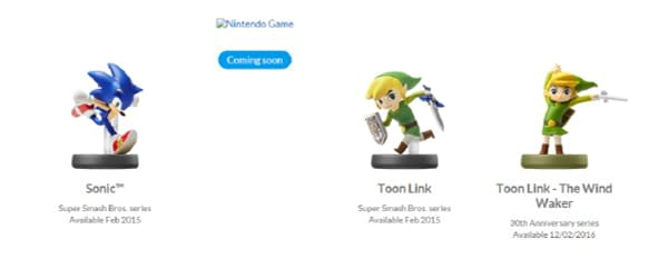 Who could this mystery addition be? Courtesy of Nintendo.