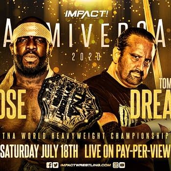 Moose Looks to End Tommy Dreamers Career: Impact Slammiversary
