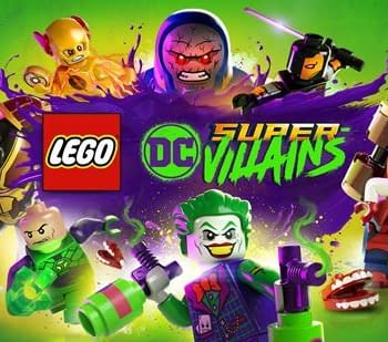 Warner Bros. and TT Games Announce LEGO DC Super-Villains
