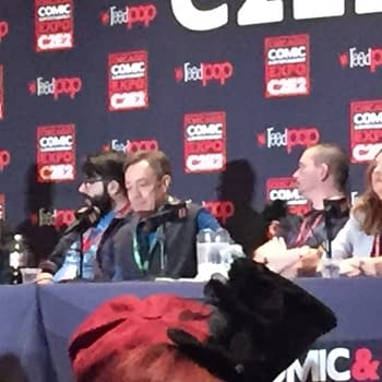 Todays Essential C2E2 Panel DC Essential Was Basically YKnow Essential