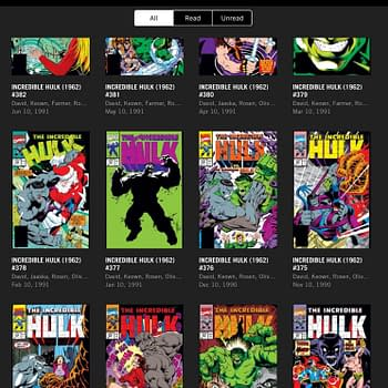 Have a Load of Hulk Issues Disappeared From Marvel Unlimited For You