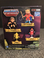 In Hand The Loyal Subjects-Masters of the Universe wave 2 Display box 12