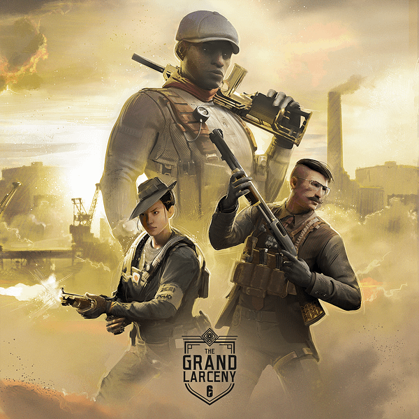 Rainbow Six Siege goes back to the 1920's with The Grand Larceny.