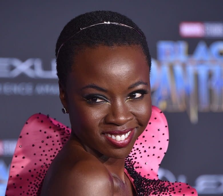 Danai Gurira Is Reportedly Circling a Role in Star Trek 4