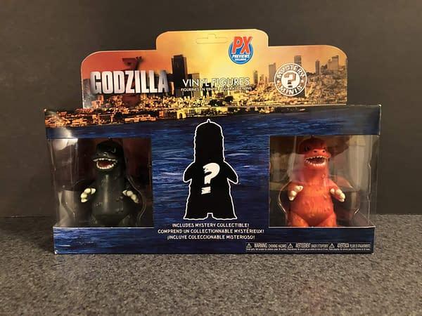 Funko Godzilla Mystery Minis 1