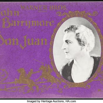 Own a Piece of the Silent Era with this Don Juan Program.