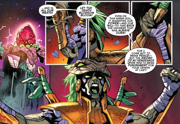Do You Know What Empyrean Means? Empyre #1 and FF #23 (Spoilers)