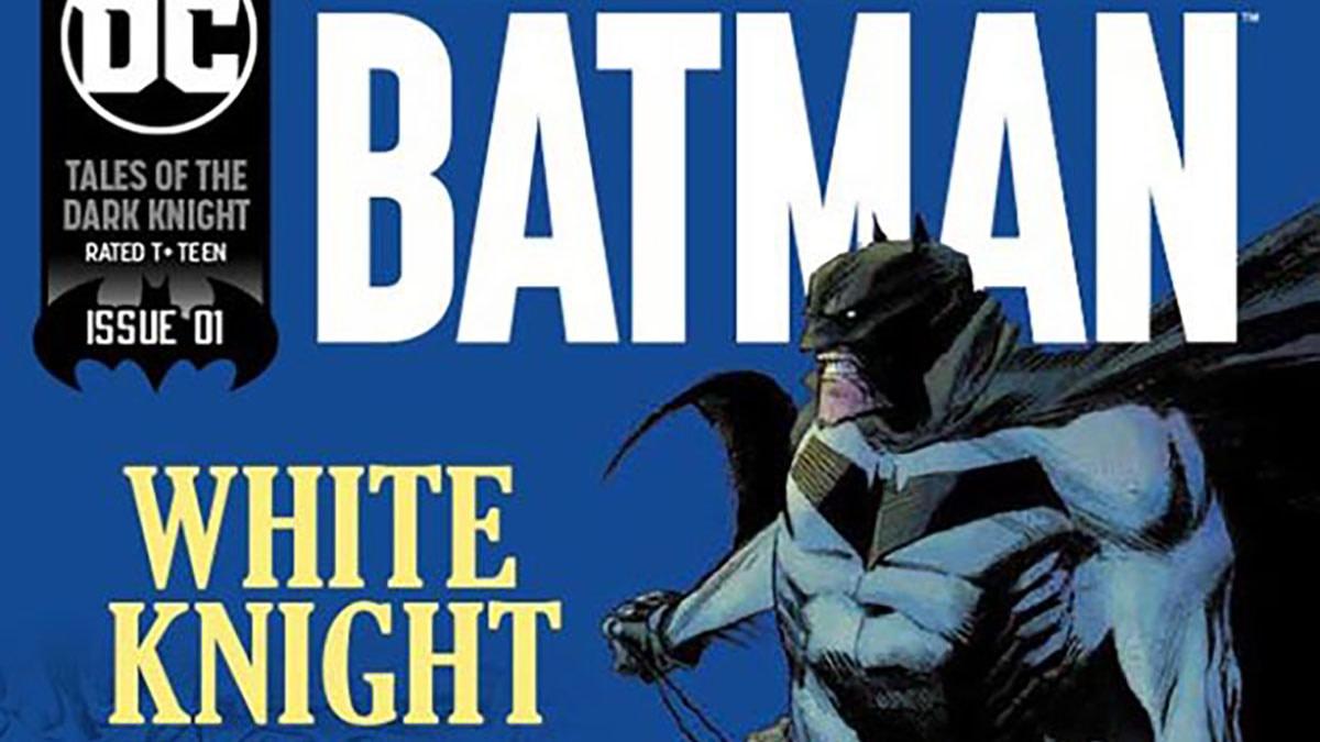 Batman Last Knight on Earth 1 CGC 9.8 Greg Capullo Cover 1st Print 2019 DC Black