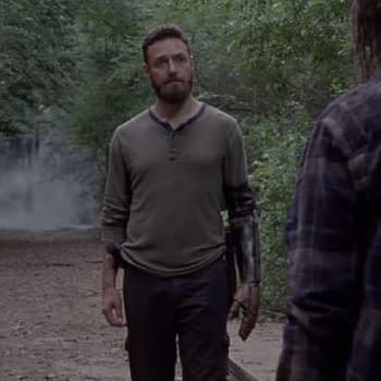 The Walking Dead Season 10 Midseason Finale: Aaron &#038 Gamma Strike a Deal [PREVIEW]