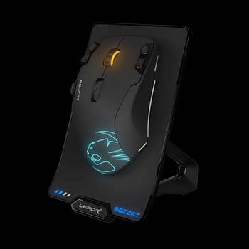 Trying Wireless With Some Flair: We Review The ROCCAT Leadr Gaming Mouse