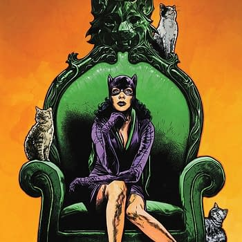 Catwoman 80th Anniversary Special #1 1950's Variant