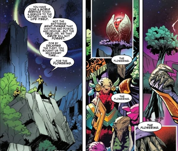 Do You Know What Empyrean Means? Empyre #1 and FF #22 (Spoilers)