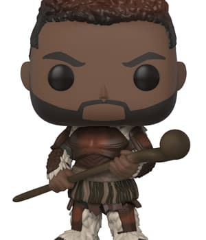 Black Panther Gets a Second Wave of Funko Pops