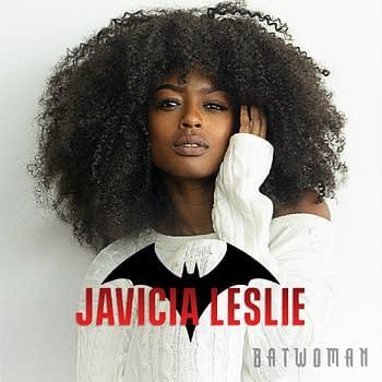 Javicia Leslie as Ryan Wilder aka Batwoman (Image WBTV).