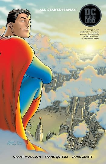 DC Comics Cancels iZombie Book One and All-Star Superman Modern Classic HC