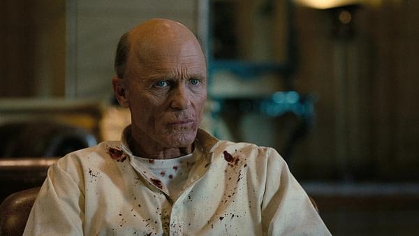 William réfléchit à son rôle dans le tableau d'ensemble de Westworld, gracieuseté de HBO.