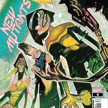 New Mutants #9 [Preview]