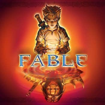 Fable 2004 Artwork
