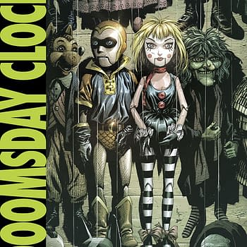 Doomsday Clock #6 Review: The Best Issue So Far