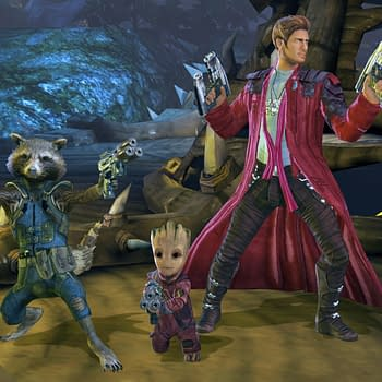 Guardians Of The Galaxy Are Taking Over Marvel Heroes Omega As Well As Literally Everything Else