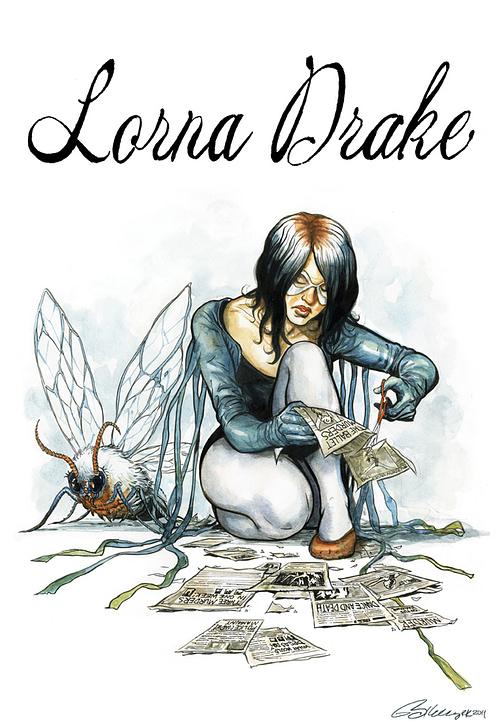 Remake/Remodel: Lorna Drake