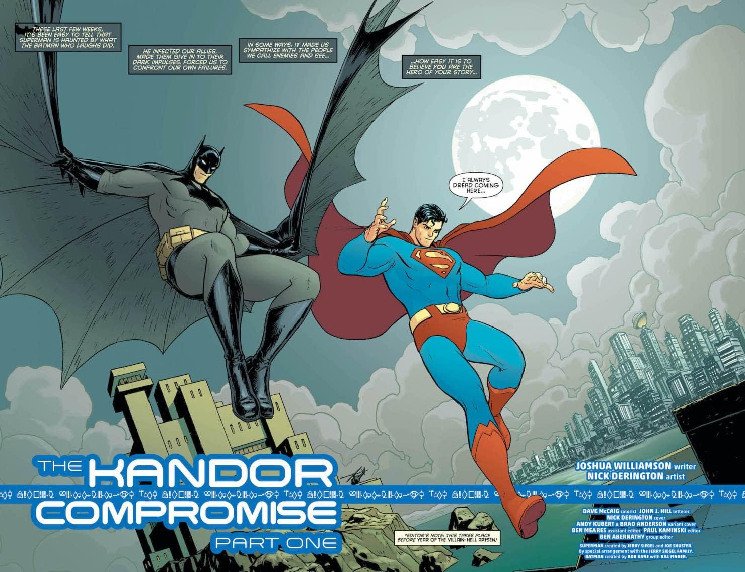 Batman/Superman #7 [Preview]