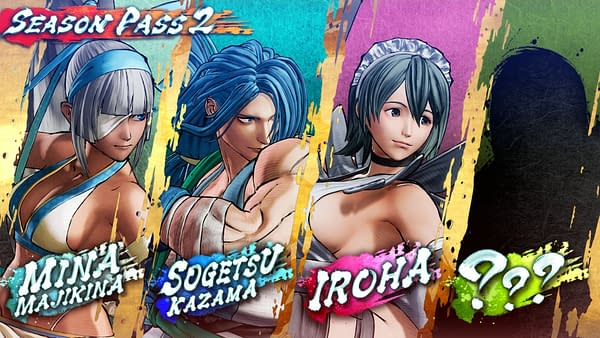 """Samurai Shodown"" Reveals Second Season DLC Characters"