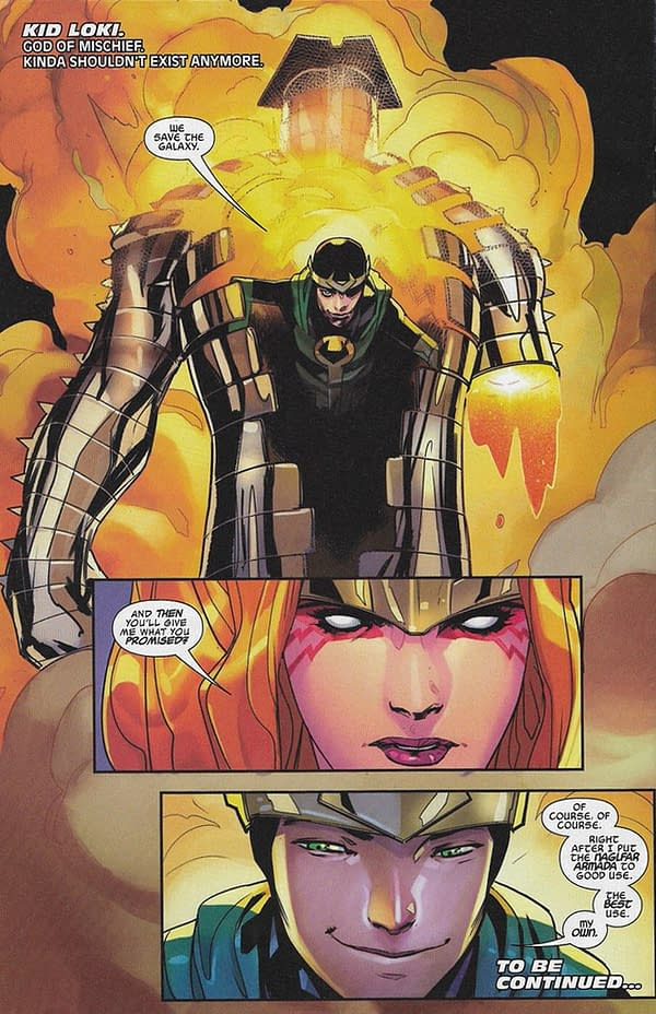 What All Angela Fans Have Been Waiting For – Asgardians Of The Galaxy #5 (Spoilers)