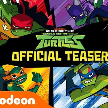 Rise of the Teenage Mutant Ninja Turtles trailer