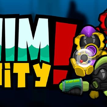 Underwater Indie Shooter Swimsanity Available For Demo On Steam