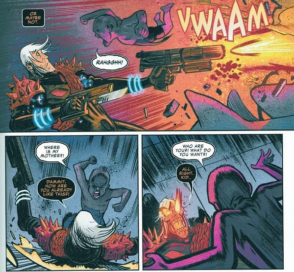 Cosmic Ghost Rider #1: Major FINAL PAGE Spoilers on What the Comic is Actually About