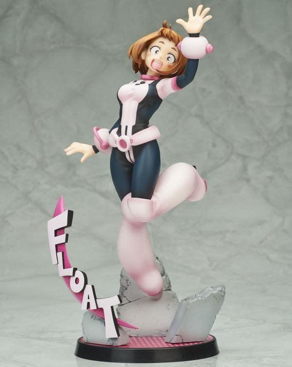 My Hero Academia Ladies Are in the Spotlight with Bellfine Statues