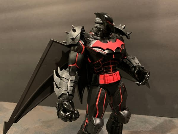 Let's Take a Look at The McFarlane Toys DC Multiverse Hellbat Figure