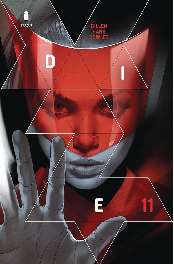 Die #11 Cover B