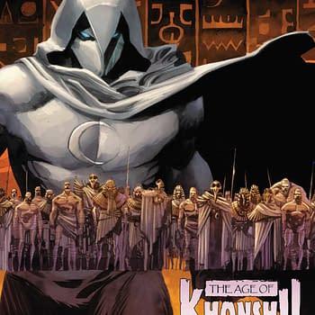 """Avengers #33 Review -- """"The Fist Of Khonshu"""""""
