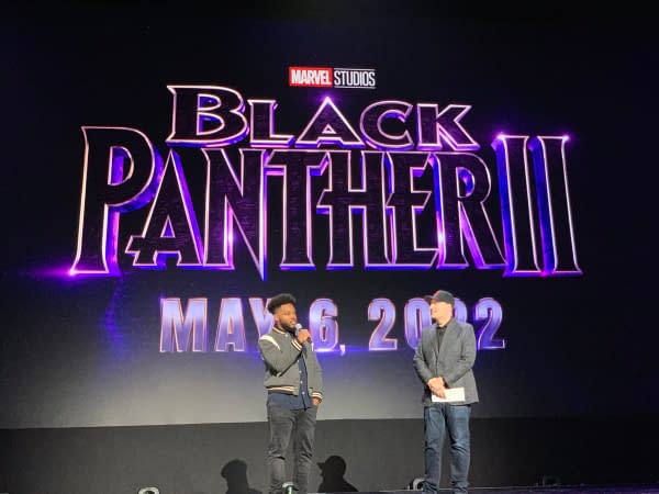 Marvel Announces Black Panther II for May 6th, 2022