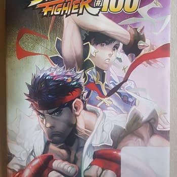 street fighter 100 fcbd