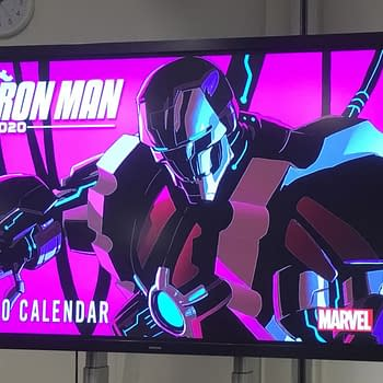Marvel Announces Calendars Valentine Cards Bookmarks Character Guides. Lithographs for January Promotions at MCM London