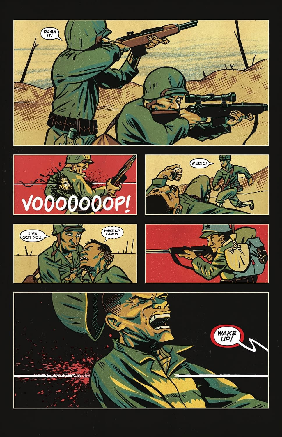 Read the 1st Issue of La Voz De M.A.Y.O. Tata Rambo FREE as 2nd Issue Now on Kickstarter