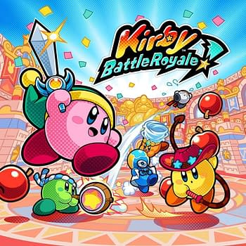 The European Trailer For Kirby: Battle Royale Looks Adorable