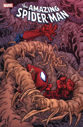 Kim Jacinto and Guillermo Sanna Switch Jobs on Amazing Spider-Man and Sins Rising Prelude